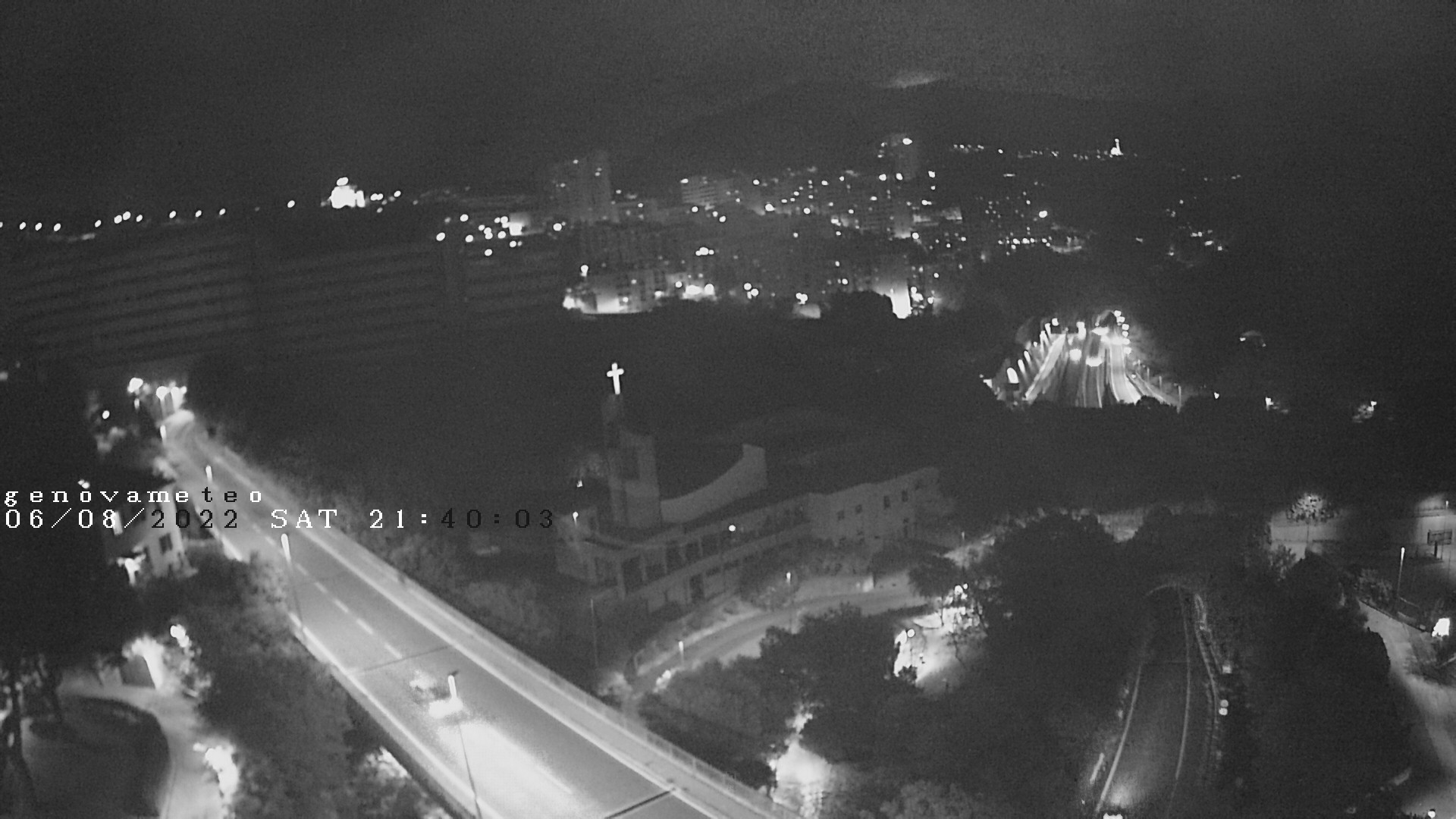 Webcam Genova Rivarolo (GE)